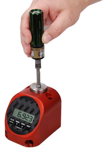 Range 10-100 Lb-in TT-QC-100i-1//4 Digital Torque Tester Drive Size 1//4