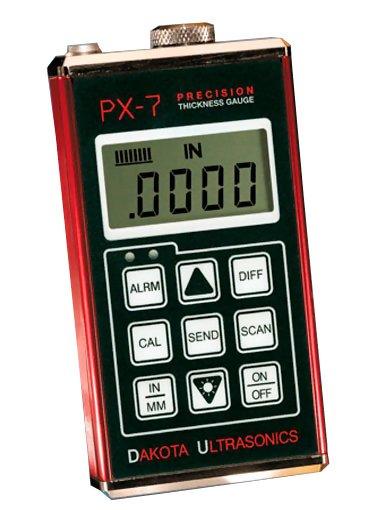 เครื่องวัดความหนา รุ่น PX-7