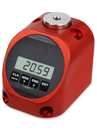 Torque Tester for manual and power torque screwdrivers and wrenches