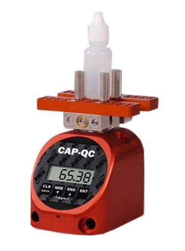Aws Cap Qc Small Cap Amp Vial Torque Tester
