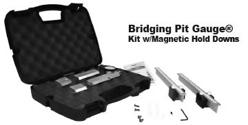 Bridging Pit Gauge Kit