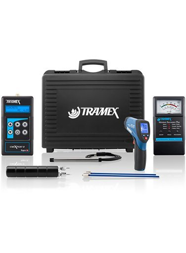 Tramex Water Damage Restoration Inspection Kit